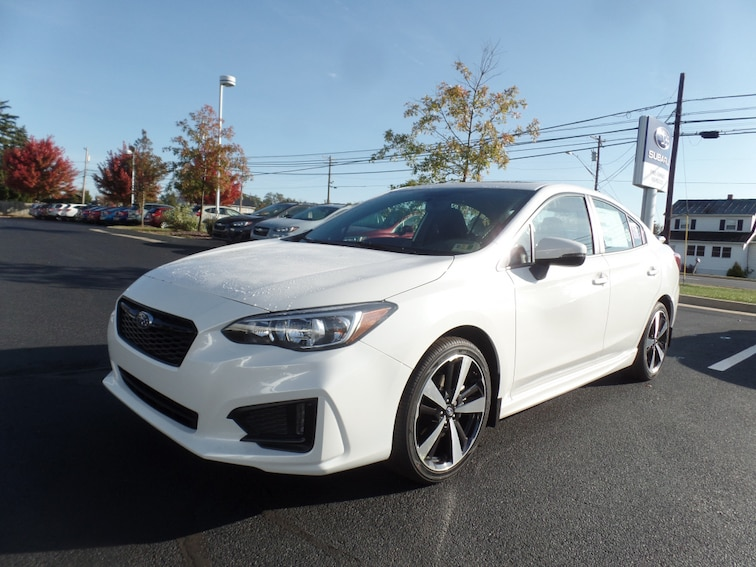 New 2019 Subaru Impreza 2.0i Sport Sedan for sale in Winchester, VA