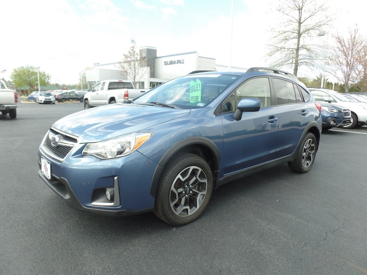 Certified Used 2016 Subaru Crosstrek 2.0i Premium SUV for sale in Winchester VA