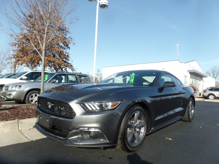 Used 2015 Ford Mustang V6 Coupe for sale in Winchester, VA