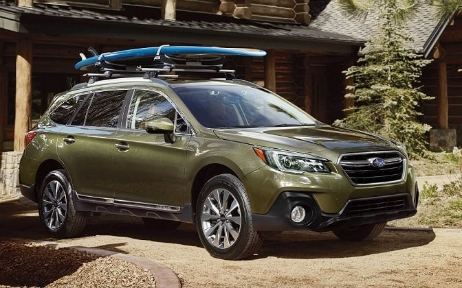 Plains Subaru Outback Sale Today