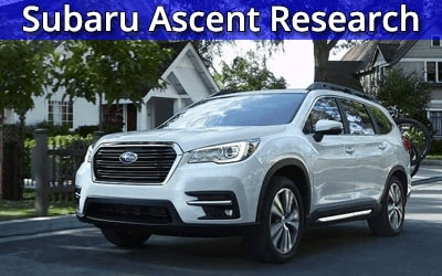 Subaru Ascent serving Scranton