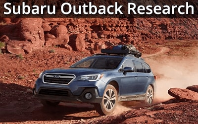 Subaru Outback dealership serving Scranton