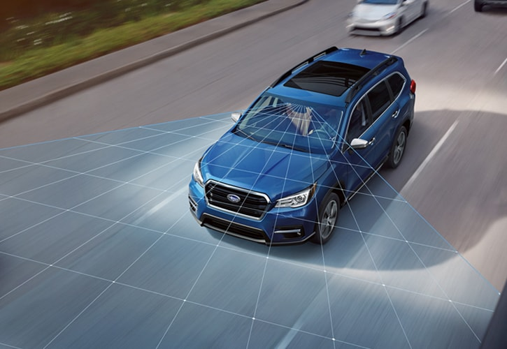 Subaru Ascent Safety Features