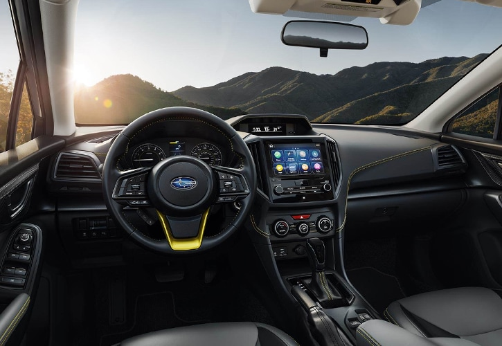 Subaru Crosstrek Technology