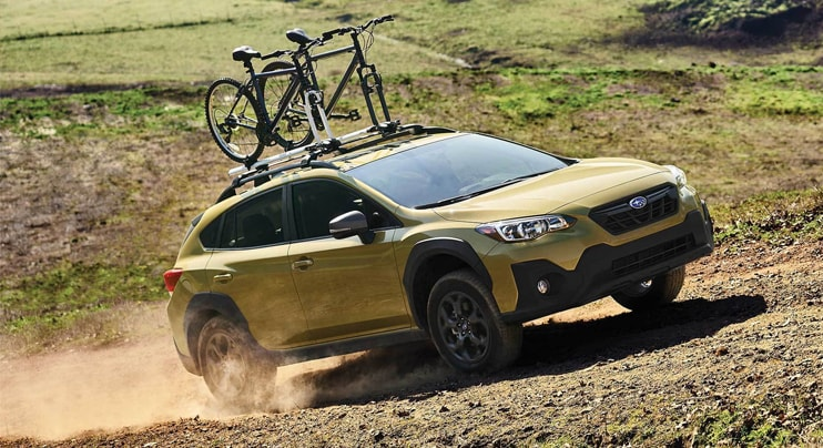 Wyoming Valley Subaru Crosstrek Dealership