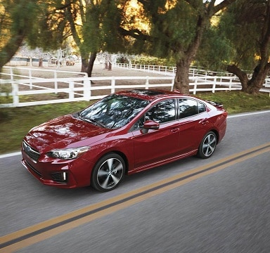 Plains Impreza Dealership Deals