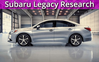 Subaru Legacy Dealership serving scranton
