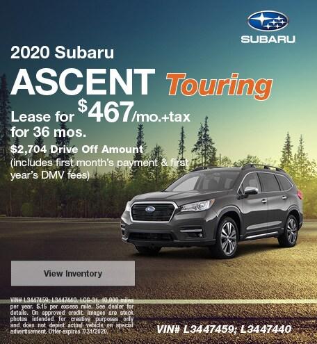 2020 - Ascent - July