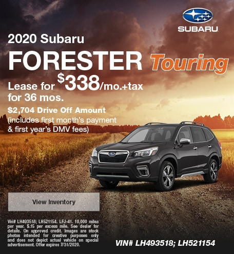 2020 - Forester - July