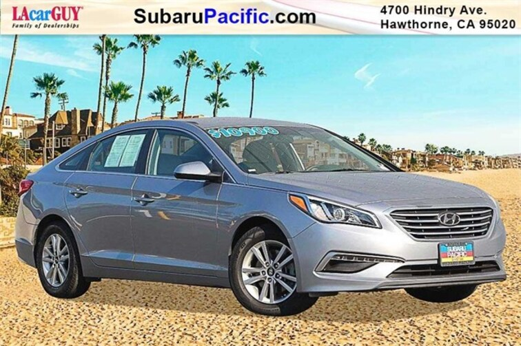 Used 2015 Hyundai Sonata SE Sedan in Torrance, California