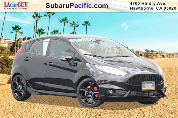Used 2016 Ford Fiesta ST Hatchback in Torrance, California