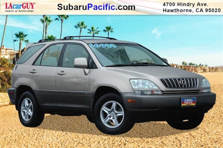 Used 2003 LEXUS RX 300 SUV in Torrance, California