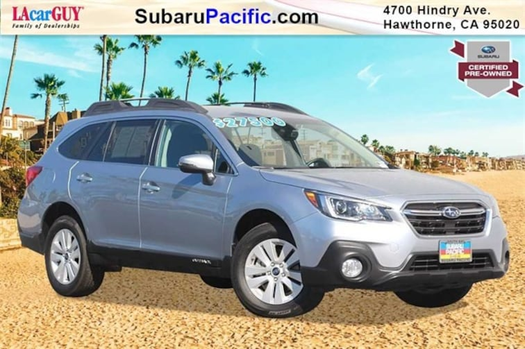 Used 2018 Subaru Outback 2.5i SUV in Torrance, California