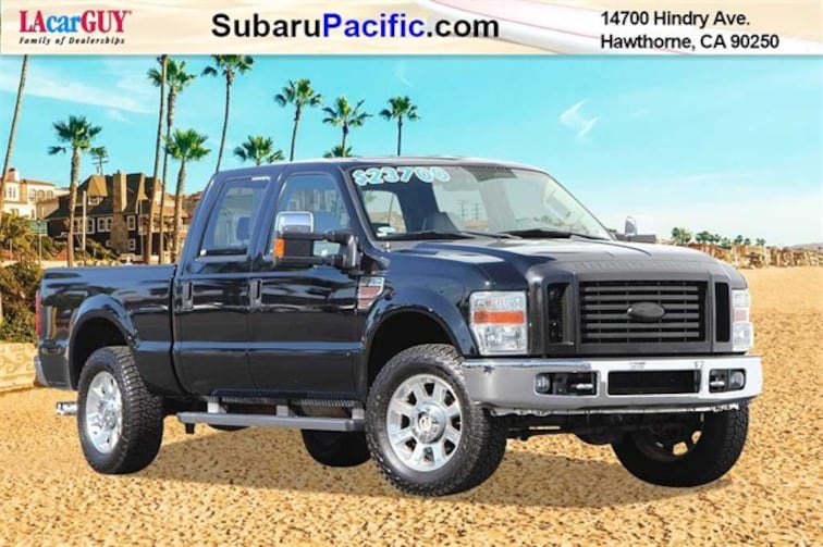 Used 2010 Ford F-250SD XL Truck in Torrance, California