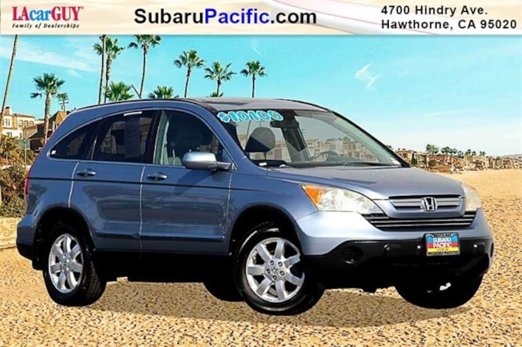 Used 2008 Honda CR-V EX-L SUV in Torrance, California