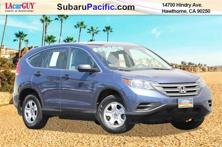 Used 2013 Honda CR-V LX SUV in Torrance, California