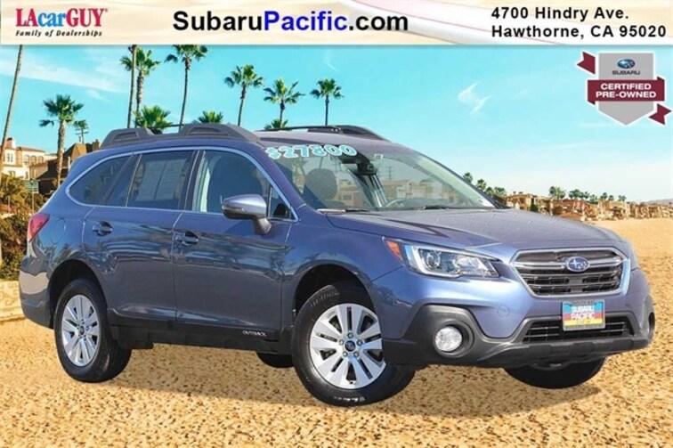 Used 2018 Subaru Outback 2.5i SUV in Torrance, California