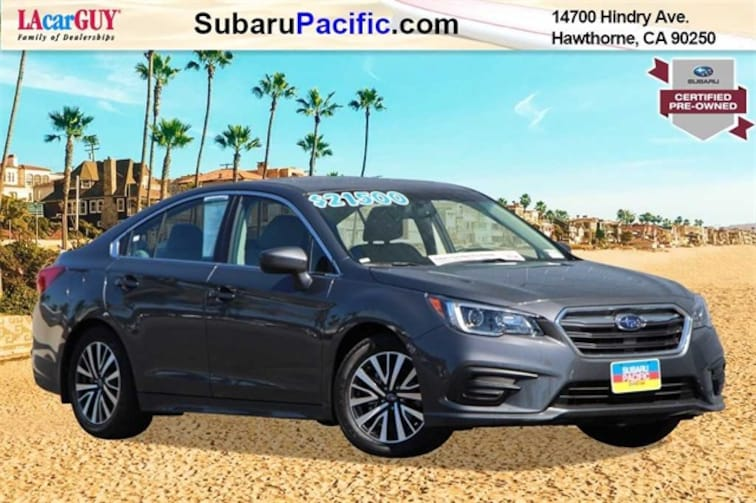 Used 2018 Subaru Legacy 2.5i Sedan in Torrance, California