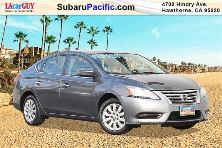Used 2015 Nissan Sentra Sedan in Torrance, California