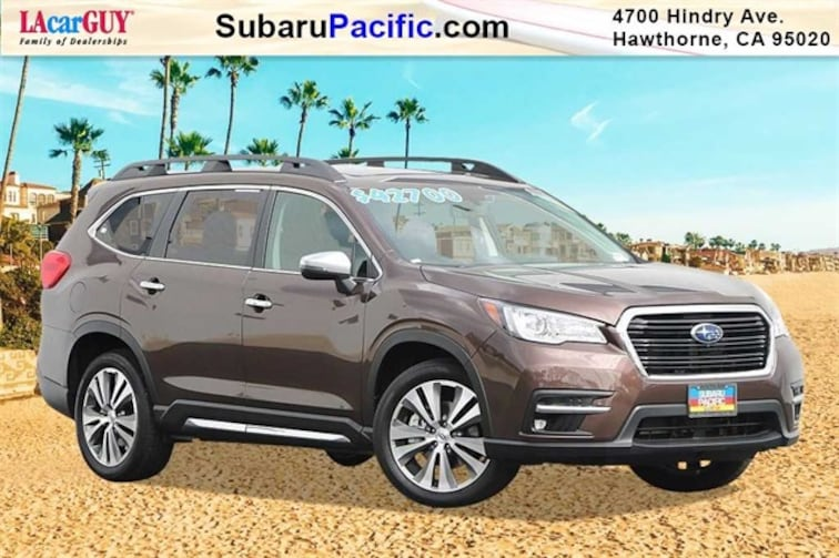 Used 2019 Subaru Ascent Touring SUV in Torrance, California