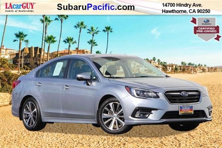 Used 2018 Subaru Legacy 2.5i Sedan in Torrance, California