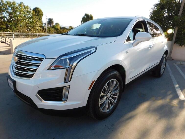 Certified Used 2019 Cadillac Xt5 Van Nuys Vin 1gykncrsxkz113656