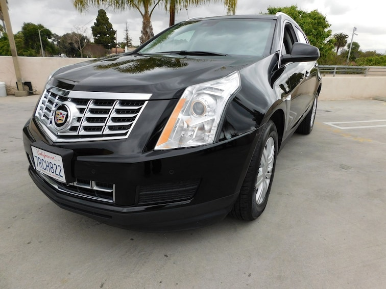 Certified Used 2016 CADILLAC SRX Luxury Collection SUV P2249-C Van Nuys California