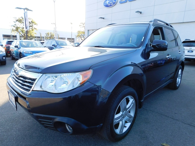 Used 2010 Subaru Forester 2.5X Limited SUV 900924A-S Van Nuys California