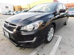 Used 2016 Subaru Impreza 2.0i Premium 5-door 900422A-S Van Nuys California