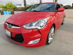 Used 2012 Hyundai Veloster Base w/Red/Black (A6) Hatchback 901008A-C Van Nuys California