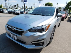 Certified Used 2017 Subaru Impreza Sedan ZU0368-S Van Nuys California