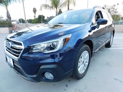 Certified Used 2018 Subaru Outback SUV ZD801633L-S Van Nuys California