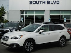 Certified Pre-Owned 2017 Subaru Outback 2.5i SUV for sale in Charlotte NC at Subaru Concord - near Charlotte NC