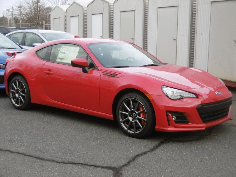 New 2019 Subaru BRZ Limited Coupe in Charlotte, NC