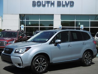 Certified Pre-Owned 2017 Subaru Forester 2.0XT Touring SUV 484491S in Charlotte, NC