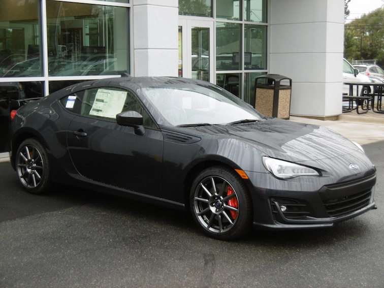 New 2018 Subaru BRZ Limited with Performance Package Coupe in Charlotte, NC