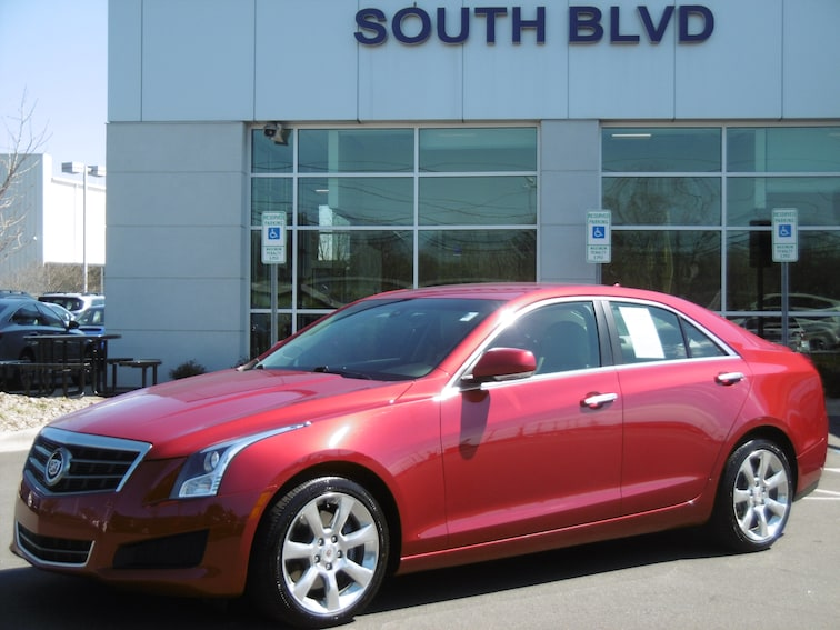 2013 Cadillac ATS 3.6L Luxury Sedan