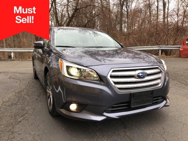 2016 Subaru Legacy 2.5 Premium Sedan
