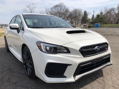 2018 Subaru WRX STi Limited Sedan