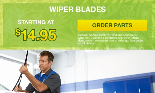 Wiper Blades Starting at $14.95