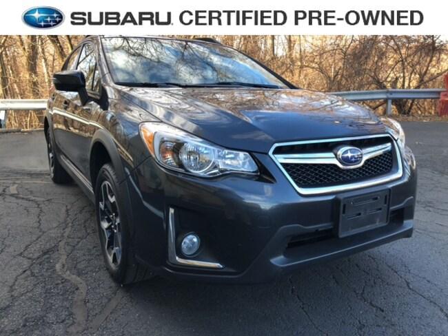 2016 Subaru Crosstrek 2.0i Limited w/ Moonroof+Nav+Keyless Access+EyeSig SUV