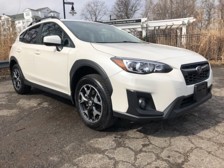 2018 Subaru Crosstrek 2.0i Premium SUV for sale near Danbury, Rye, Greenwich, and Norwalk.