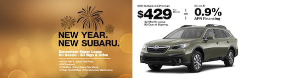 Subaru 0 Financing >> New Subaru Specials Surprise Az Subaru Superstore Of Surprise