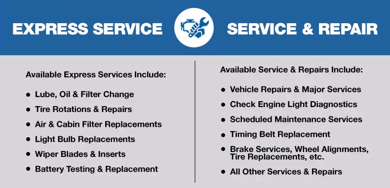 Subaru Service Maintenance Repair At Subaru Superstore In Chandler Near Mesa Scottsdale Arizona