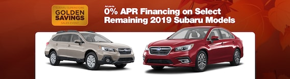 Subaru 0 Financing >> New Subaru Special Offers In Chandler Az Subaru