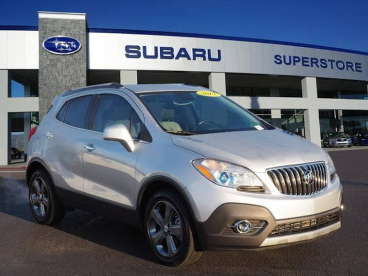 Used 2013 Buick Encore FWD 4dr Convenience Sport Utility in Surprise, AZ