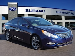 Used 2013 Hyundai Sonata 4dr Sdn 2.0T Auto SE Car 5NPEC4AB5DH654022 for sale in Chandler, AZ at Subaru Superstore
