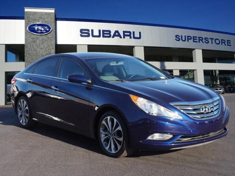 Used 2013 Hyundai Sonata 4dr Sdn 2.0T Auto SE Car in Surprise, AZ