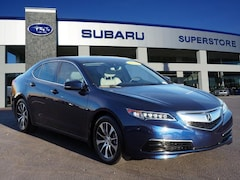 Used 2017 Acura TLX FWD w/Technology Pkg Car 19UUB1F53HA003535 for sale in Chandler, AZ at Subaru Superstore
