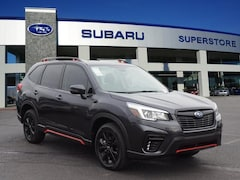 New 2019 Subaru Forester Sport SUV for sale in Chandler, AZ at Subaru Superstore